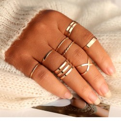 Conjunto de  anéis